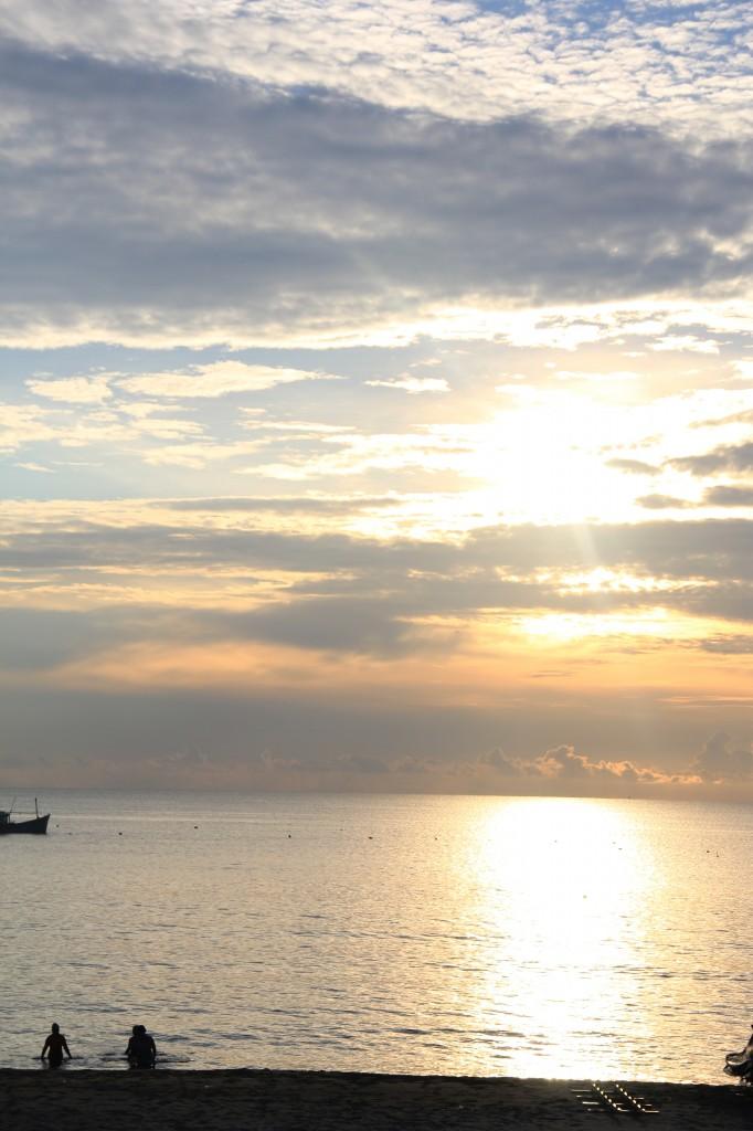 Ytterligare en underbar morgon.
